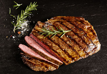 Flank Steak vom Deutsch Angus Rind