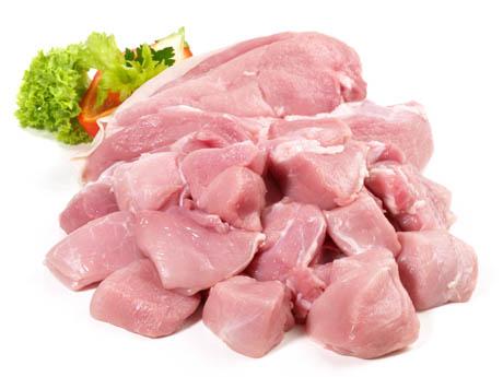 Schweinegulasch